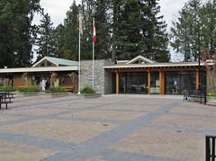 Chemainus, British Columbia (Jasperdo) Tags: building museum architecture britishcolumbia vancouverisland smalltown chemainus visitorcentre waterwheelpark chemainusvalleymuseum