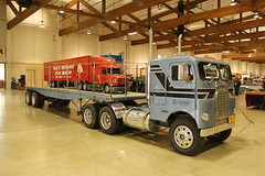 ATHS National 2016 (2) (RyanP77) Tags: aths truck show salem oregon peterbilt kw kenworth logger cabover pete freightliner marmon dump semi