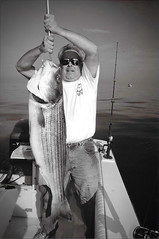 From the archives . . . (mp13 nhnc) Tags: water outdoors boat newjersey fishing delaware delawarebay stripedbass