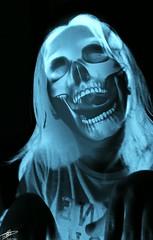 Snapchat effect. (Orcoo) Tags: game skull xray effect calavera snapchat