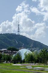 DSC_0495- (svetlanatsoy) Tags: park city bridge georgia 50mm nikon peace nikkor tbilisi nikkor50mm 50mmlens nikonphoto nikond5100