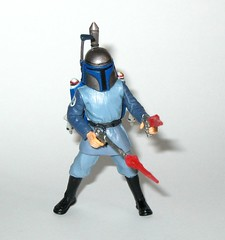 boba fett kamino escape star wars saga attack of the clones collection 2 # 07 basic action figures hasbro 2002 loose complete b (tjparkside) Tags: 2002 2 two 6 effects star escape action helmet attack jet young collection pack ii seven clones pistol obi rocket z boba wars wan saga effect figures poncho blast 34 basic episode ep pistols 07 blaster hasbro jetpack jango fett obiwan kenobi removable westar kamino z6 aotc westar34 mitinomon