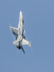 Gladiators - F-18 Hornet-3 (4myrrh1) Tags: canon airplane virginia fighter aircraft aviation airplanes airshow va hornet hampton f18 langley gladiators afb ef100400l 7dii