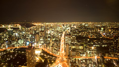Tokyo Tower (binxiusu) Tags: japan tokyo sony 28mm tokyotower nightview a7r