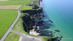 IMG_1735 (ppg_pelgis) Tags: uk ireland tourism aerial northernireland ni northern ppg giantscauseway paramotor causewaycoast notadrone