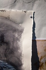 Niveaux (Gerard Hermand) Tags: shadow france museum canon paper drawing exhibition muse dessin ombre exposition lille papier thumbtack punaise ernestpignonernest formatportrait extases eos5dmarkii chapelledelhospicecomtesse gerardhermand 1306219379