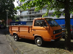 VW T3 pick up Deventer (willemalink) Tags: up vw t3 pick deventer