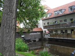 Erfurt Schildchens-Mhle (ute_hartmann) Tags: erfurt ausflug reise schildchenmhle
