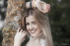 Sara Lahidalga Photoshoot (Rober Martinez Fotografia) Tags: road street portrait girl beauty fashion book chica photoshoot carretera retrato sony moda blonde portfolio vitoria joven a700