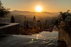 Atardecer desde el cerro (Ruiz Molina) Tags: