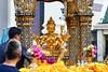 DSC03940 (ditarrin) Tags: bangkok shrine ratchaprasong thailand erawanshrine erawan bless loxia50 loxia zeiss a7rii sony