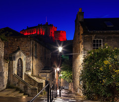 Edinburgh - The Castle from the Vennel (kenny mccartney) Tags: old uk castle art history festival canon landscape scotland edinburgh cityscape edinburghcastle yes union bridges august fringe escocia license getty british cbd referendum oldtown highstreet edinburghfestival edimburgo commonwealth commonwealthgames westend edynburg szkocja hogmanay grassmarket devolution gettyimages urbanscape assembly cowgate schottland tollcross thehub schotland victoriastreet victoriaterrace scozia cosse bettertogether georgeivbridge edfringe vennel candlemakerrow edinburghfestivalfringe thefringe edinburghinternationalfestival eif   dimbourg caeredin tolboothkirk  scottishindependence neverendum  tse24lii  festivalfringesociety  kennymccartney scotlanddecides