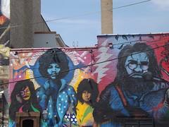 Classic Rock Mural, Jersey City, New Jersey (lensepix) Tags: newjersey mural jerseycity jerseycityart jerseycitymural