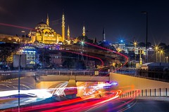 Enjoy Istanbul Istanbul Turkey Turkey Travel City Cityscape Cityscapes City Life Urban Night Long Exposure Traffic Lights Light And Shadow Lighttrails Dark Explore Check This Out Outdoors Iconic Arch (Nick Pandev) Tags: istanbul istanbulturkey turkey travel city cityscape cityscapes citylife urban night longexposure trafficlights lightandshadow lighttrails dark explore checkthisout outdoors iconic architecture mosque istanbulcity istanbulbosphorus