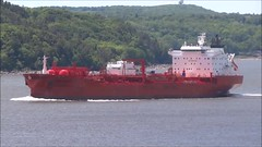 Bow Mekka (Jacques Trempe 2,440K hits - Merci-Thanks) Tags: canada river ship quebec bow stlawrence stlaurent mekka tanker fleuve navire stefoy petrolier