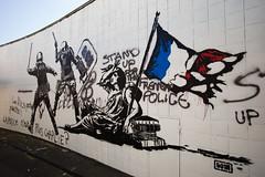 """""""L'Etat matraquant la libert"""" (Justinsoul) Tags:"""