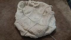 Templeton Square Tire Cozy Reprised (chaotick) Tags: knitting acrylic knit tire yarn tyre knitty franklinhabit knittydotcom tirecozy