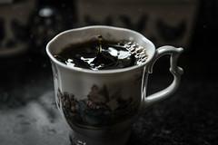Morning things (patrickgoddard) Tags: china morning black hot coffee canon drink bubble mug droplet 5d splash highspeed 5dmiii flitercoffee