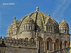 Zamora 14 cpula de la catedral (ferlomu) Tags: catedral iglesia cupula zamora romanico ferlomu