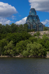 National Gallery of Canada (brad_cotten) Tags: canada color colour art water river gallery day bright ottawa