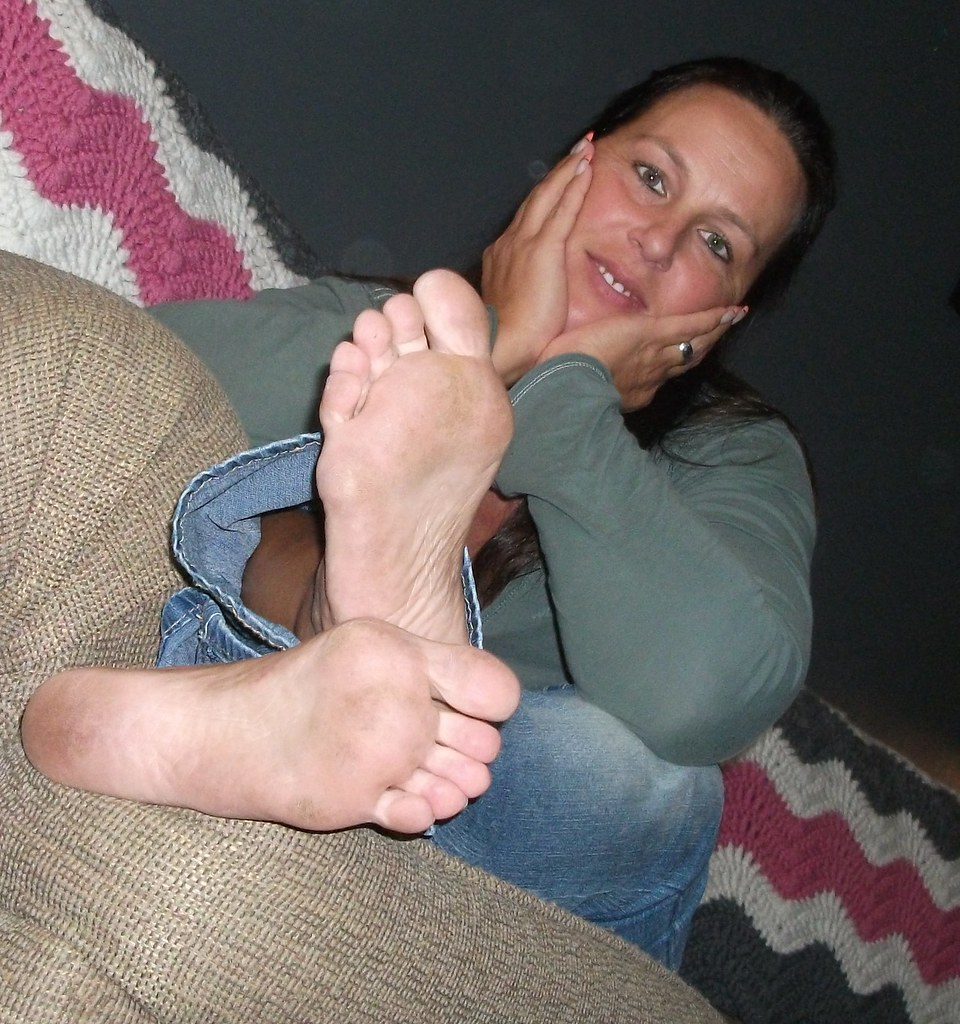 Lesbian group foot fetish-4429
