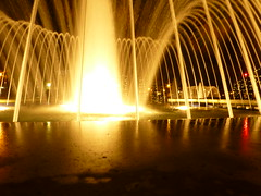 wishing (army.arch) Tags: city sc fountain night photography southcarolina columbia fivepoints