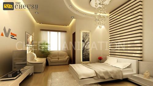 Residential 3D Interior Rendering