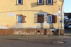 Alt-Eschersheim, Frankfurt am Main 2014 (Spiegelneuronen) Tags: frankfurtammain stadtbild eschesheim