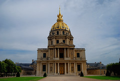 "Dôme des Invalides • <a style=""font-size:0.8em;"" href=""http://www.flickr.com/photos/29084014@N02/15432262913/"" target=""_blank"">View on Flickr</a>"