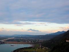 2014-11-01 16.45.03 (pang yu liu) Tags: 2014 11 nov 十一月 travel taoyuan 旅遊 reservoir 水庫 桃園 桃園市 weather 石門 shimen
