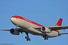 N975AV A330-243 c/n 1224  Avianca (EGLL) 01/11/2014 (Ken Lipscombe <> Photography) Tags: cn 1224 avianca egll a330243 heathrowairportlondon n975av 01112014