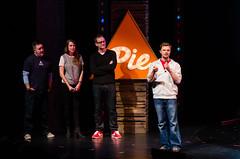 Kris Wallsmith - First Kiss - PIE Demo Day 2014 (ahockley) Tags: oregon portland events pdx firstkiss gerdingtheater piedemo piepdx kriswallsmith