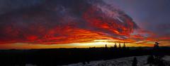 Teufelstein 1498m (ernst.weberhofer) Tags: sunset sonnenuntergang fischbach teufelstein stanz joglland waldheimat stanglalm zellerkreuz