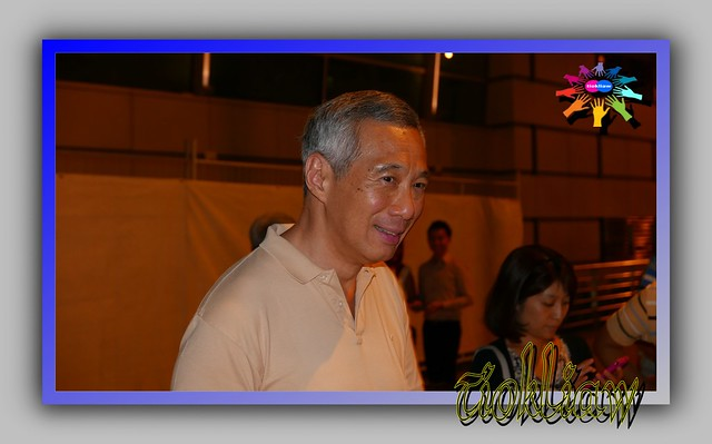 Singapore PM LEE HSIEN LOONG