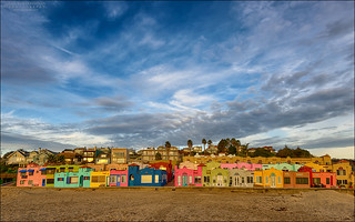 Victorian Homes of Capitola