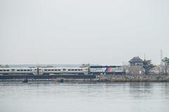 NJT 1212 @ Secaucus, NJ (sullivan1985) Tags: bridge river drawbridge hudson hx secaucus hackensack njtransit njt
