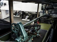 2014 Zandvoort Historic GP: Coloni (8w6thgear) Tags: zandvoort historic grandprix 2014 paddock koni bus coloni cosworth dfr c4 c3 formula1 f1 colonifc189