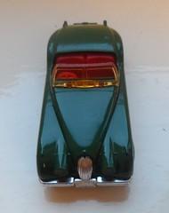 Matchbox Jaguar XK120 MB22 6 (ukdaykev) Tags: green cars car toy classiccar ebay jaguar toycar matchbox 175 xk120 forsaleonebay matchboxsuperfast classictransport matchbox175 mb22