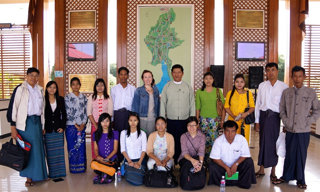 Kelly Vassar - Nay Pyi Taw, Myanmar
