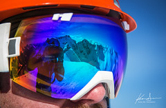 Silverton Reflection (special.k80731) Tags: mountain snow ski colorado silverton powder hike snowboard co bluebird sanjuans heli astar heliski silvertonmountain