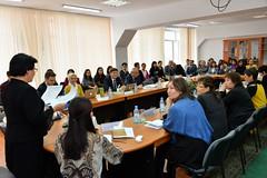 "Kazakh Natioanl Univdersity, speech of gratitude to the speech of gratitude to the Rector and the Members of Senat <a style=""margin-left:10px; font-size:0.8em;"" href=""https://www.flickr.com/photos/89847229@N08/15791346858/"" target=""_blank"">@flickr</a>"
