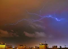 DSC_2365-1_2 (IDonttrustYou) Tags: longexposure sky agadir morocco maroc slowshutter lightning thunderbolt slowshutterspeed