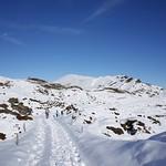 Tguma GR - Schneeschuhtour