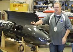 """Robert """"Red""""Jensen & AREA-I Aircraft"""