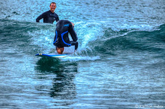 San Clemente Surfer Longboard Headstand - Tonemapped_1390 (www.karltonhuberphotography.com) Tags: ocean morning light man motion male love wet water smile sport horizontal turn fun freedom morninglight athletic ride action surfer exploring earlymorning fast wave surfing adventure pacificocean socal surfboard passion balance southerncalifornia dedicated athlete sanclemente spectator enjoying invigorating challenge theoc wetsuit peoplewatching headstand stopmotion seafoam sportsphotography 2014 exhilarating fastshutter selfexpression southcounty onlooker beachtown nikond7000 karltonhuber