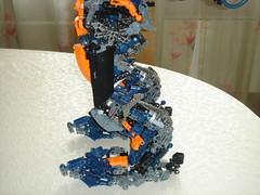 Gladiator11 (KopakaTonMOCs) Tags: old lego walker bionicle mecha mech gladiator moc kopakaton
