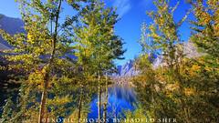 The fist love !! (C@MARADERIE) Tags: autumn trees pakistan lake framing northernareas autumntrees skardu autumnalscene beautifulpakistan upperkachura upperkachuralake kachuralake skarduvalley canond500 lakesofpakistan autumnallook beautyofpakistan