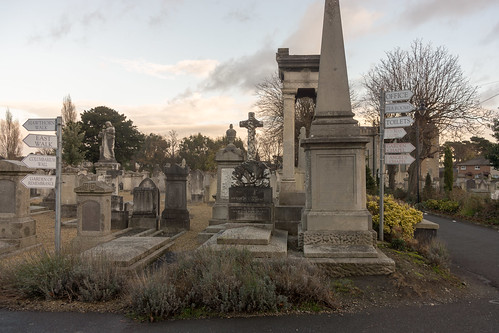 Mount Jerome Cemetery & Crematorium is situated in Harold's Cross Ref-100493