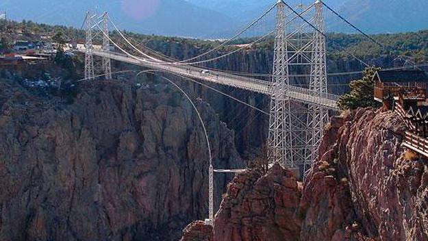 Cầu Royal Gorge Suspension