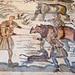 mosaic at the Villa Romana del Casale